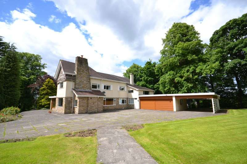 4 Bedrooms Detached House for sale in Lark Hall, Cottage Lane, Macclesfield