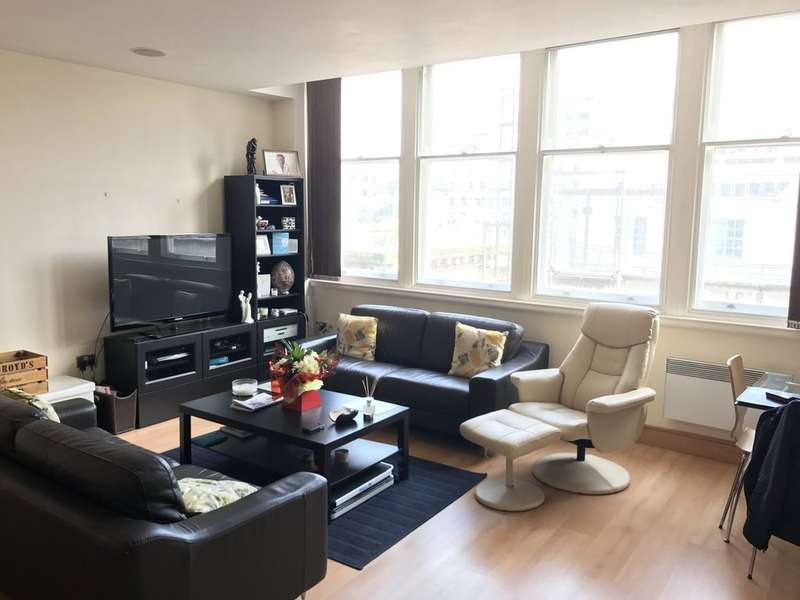 2 Bedrooms Flat for rent in Tower Building, 22 Water Street,