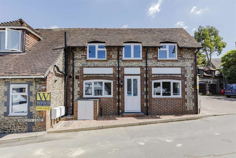 2 Bedrooms Terraced House for sale in Former John Henry Steak House, Nepcote Lane, Findon, BN14 0SE