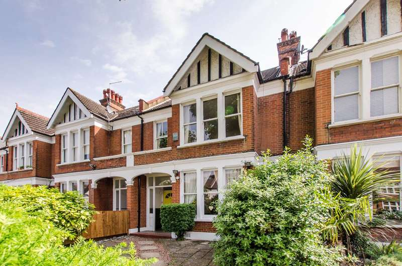 4 Bedrooms Maisonette Flat for sale in Park Hill, Abbeville Village, SW4