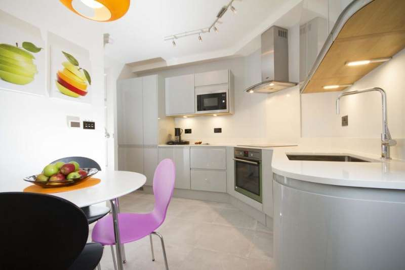2 Bedrooms Apartment Flat for sale in Thornton Avenue, Chiswick W4