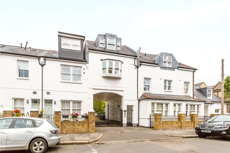 2 Bedrooms Flat for sale in Copper Mews, London, W4