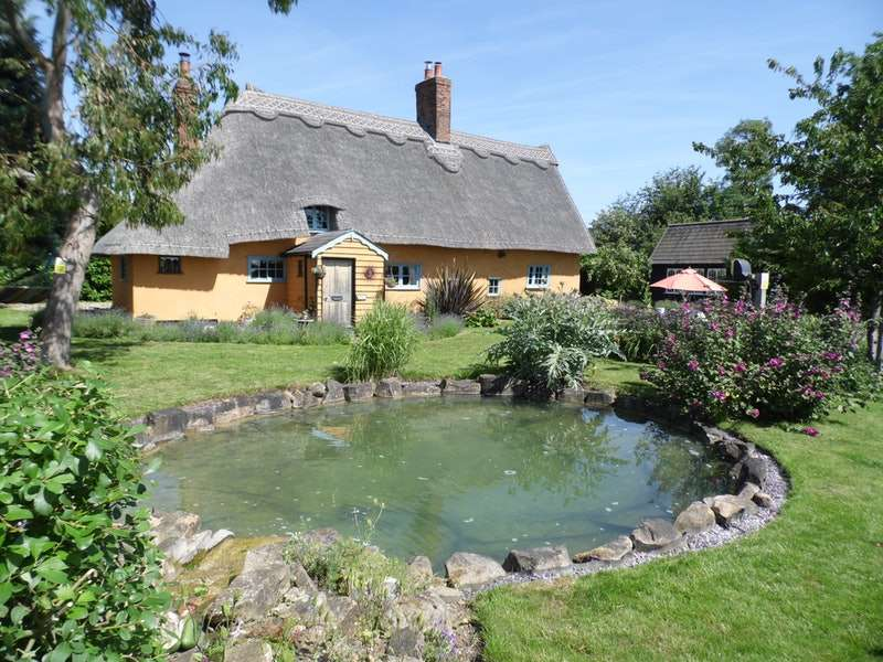3 Bedrooms Cottage House for sale in Little Yeldham, Halstead, Essex, CO9