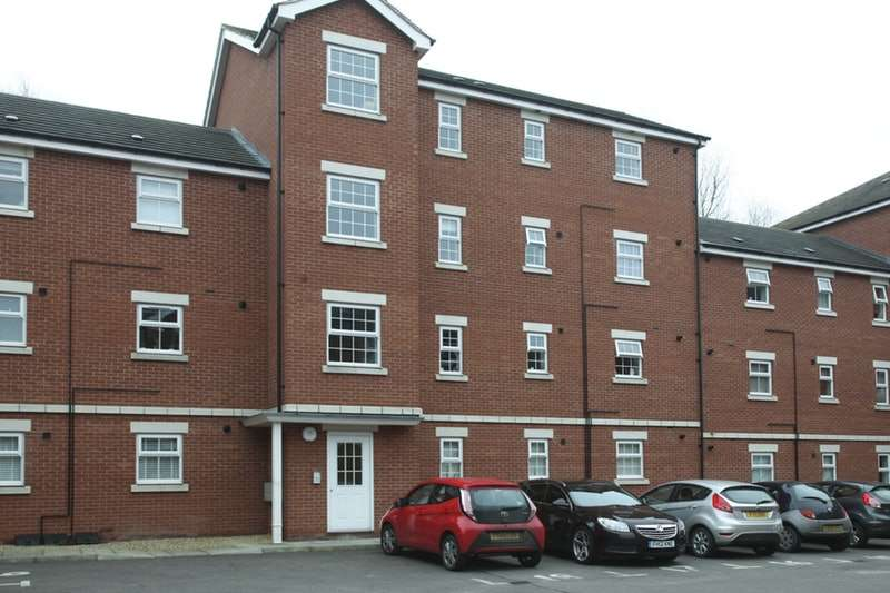 2 Bedrooms Apartment Flat for sale in Porter Square, Grantham, Lincolnshire, NG31