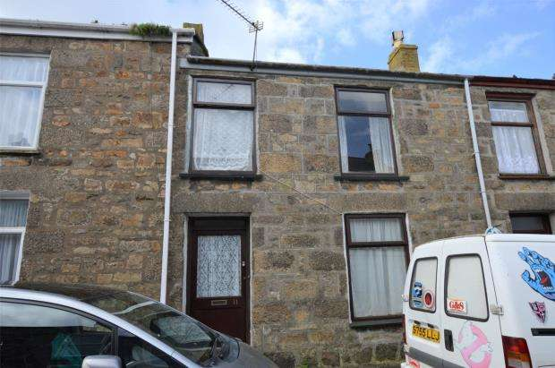 2 Bedrooms Terraced House for sale in William Street, Camborne, Cornwall