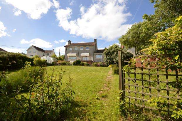 4 Bedrooms Detached House for sale in Ferndale Road, Teignmouth, Devon