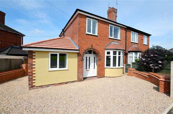 4 Bedrooms Semi Detached House for sale in Ashcroft Road, Porthill, Staffordshire