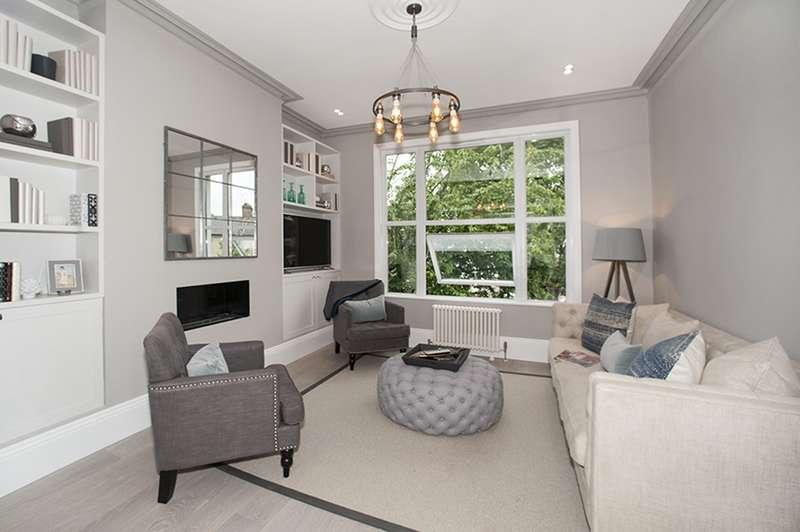 3 Bedrooms Duplex Flat for sale in Leysfield Road, Shepherd's Bush