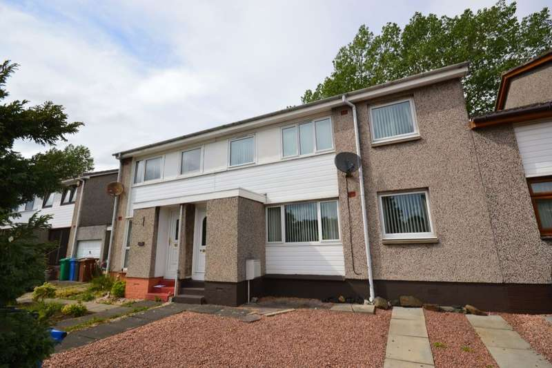 4 Bedrooms Semi Detached House for sale in Markfield Road, Dalgety Bay, Dunfermline, KY11