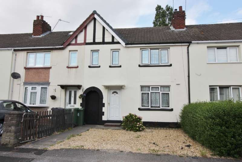 2 Bedrooms Town House for sale in Howe Crescent, Short Heath