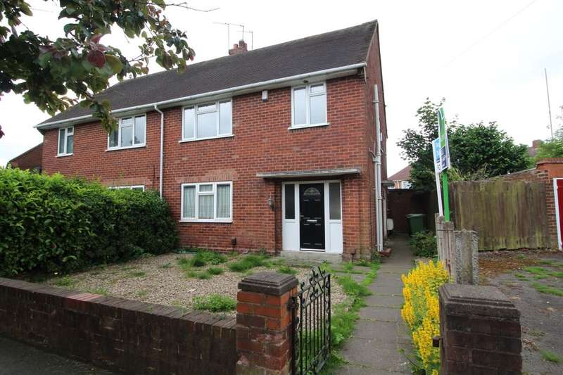 1 Bedroom Flat for sale in Lawrence Avenue, Wednesfield, Wolverhampton, WV11