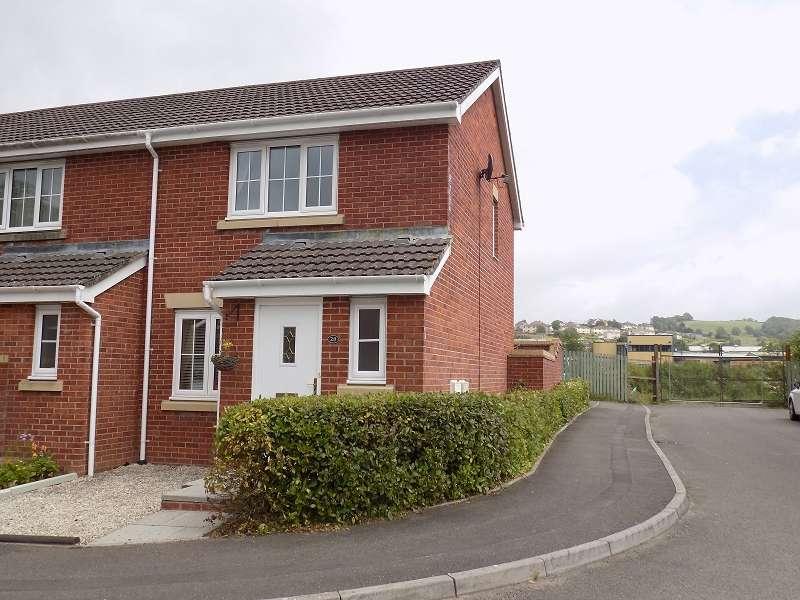 2 Bedrooms End Of Terrace House for sale in Cwm Felin , Blackmill, Bridgend. CF35 6EJ