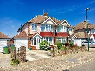 3 Bedrooms Semi Detached House for sale in Greencourt Drive, Bognor Regis, West Sussex