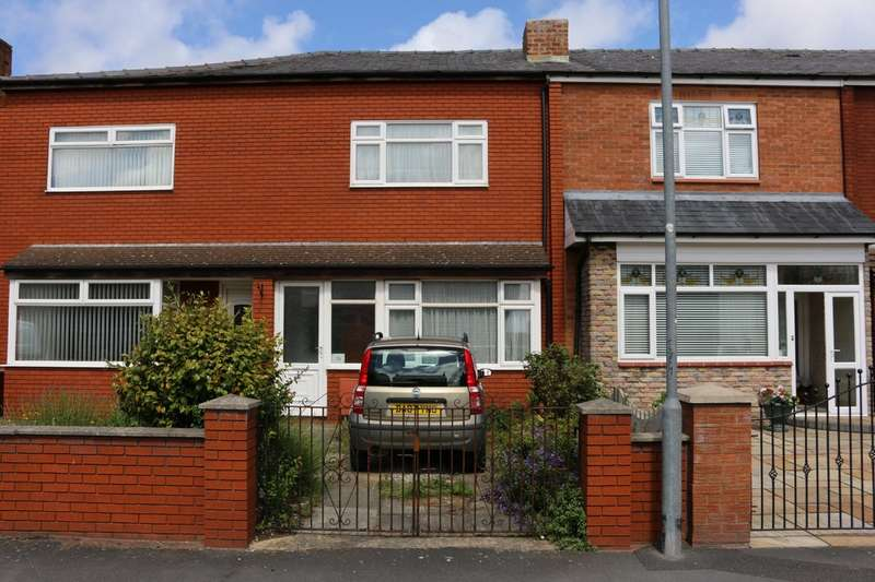 2 Bedrooms Terraced House for sale in Compton Road, Birkdale, Southport