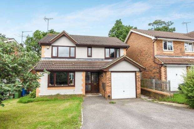 4 Bedrooms Detached House for sale in Walsh Avenue, Warfield, Berkshire