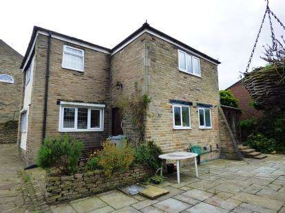 4 Bedrooms Detached House for sale in Garden Street, Bollington, Macclesfield, Cheshire