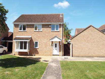 3 Bedrooms Detached House for sale in Orwell Close, St Ives, Cambridgeshire