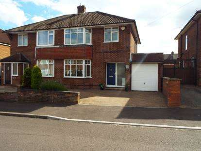 3 Bedrooms Semi Detached House for sale in Silecroft Road, Luton, Bedfordshire, England