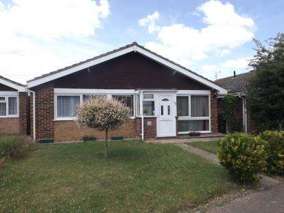 2 Bedrooms Bungalow for sale in East Bergholt, Colchester, Suffolk