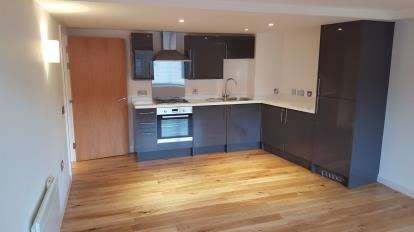 2 Bedrooms Flat for sale in Abacus Building, 246 Bradford Street, Birmingham, West Midlands