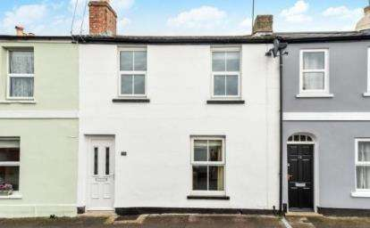 3 Bedrooms Terraced House for sale in Upper Park Street, Cheltenham, Gloucestershire