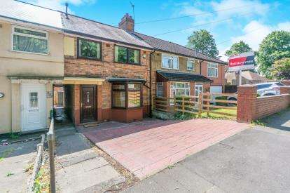 3 Bedrooms Terraced House for sale in Dolphin Lane, Acocks Green, Birmingham, West Midlands