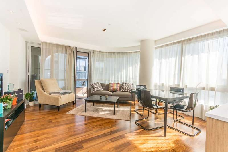 2 Bedrooms Flat for sale in City Road, Angel, EC1V