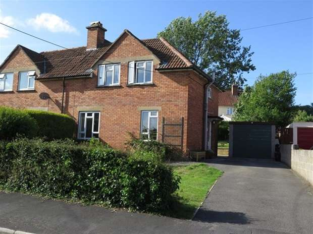 3 Bedrooms Semi Detached House for sale in Mary Road, Wells