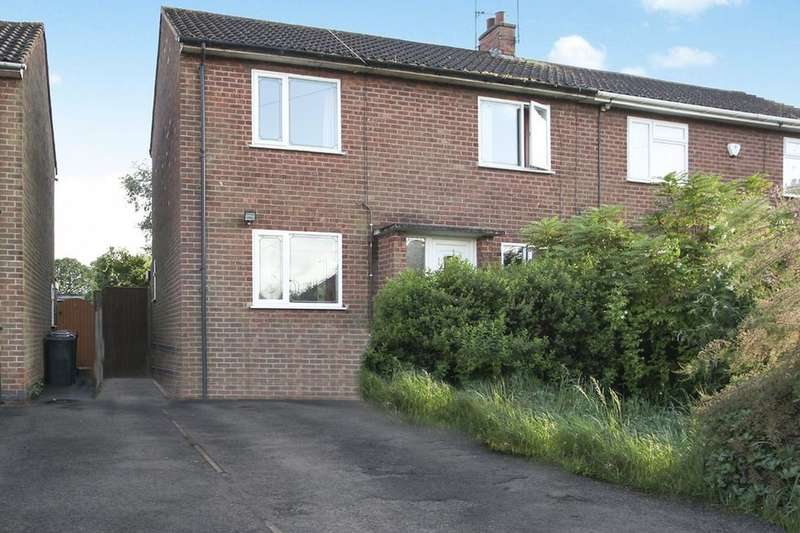 3 Bedrooms Semi Detached House for sale in Bretts Hall Estate, Nuneaton, CV10