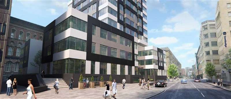 Flat for sale in Tithebarn Street, Liverpool