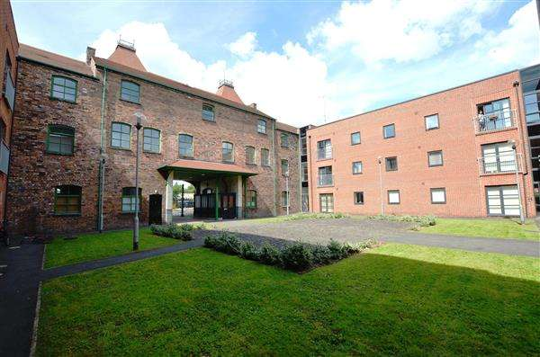 1 Bedroom Apartment Flat for sale in 45 Hartley Court, Lock 38, Cliffe Vale, Stoke-On-Trent