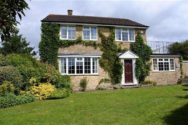3 Bedrooms Detached House for sale in Barnaby Mead, Gillingham