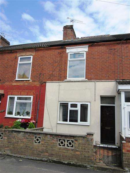 1 Bedroom Flat for sale in Burke Street, Scunthorpe