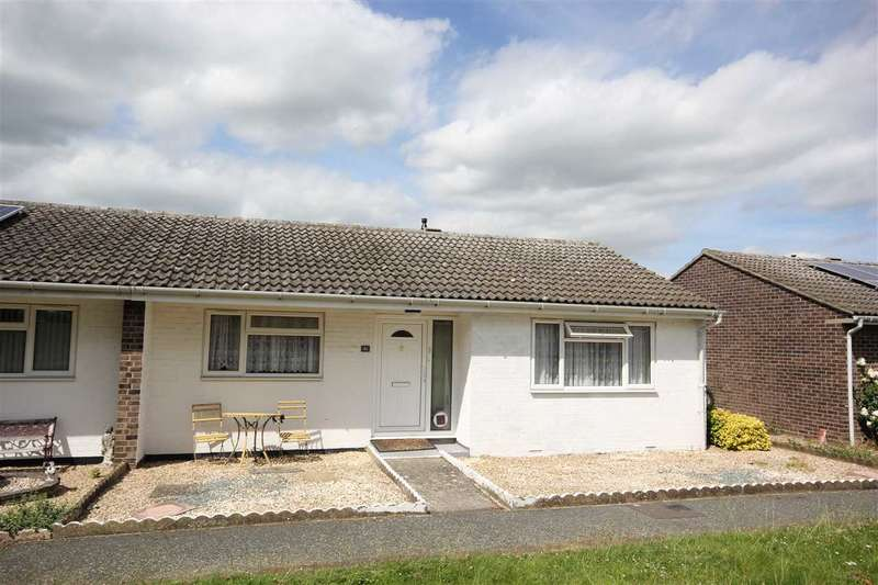 2 Bedrooms Semi Detached Bungalow for sale in Middle Way, Long Melford