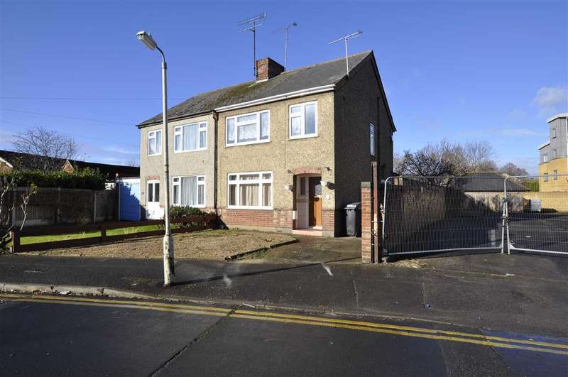 3 Bedrooms Semi Detached House for sale in Lynmouth Avenue, Old Moulsham