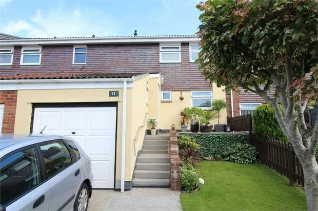4 Bedrooms Detached House for sale in 41 Trostrey, Hollybush, CWMBRAN, Torfaen