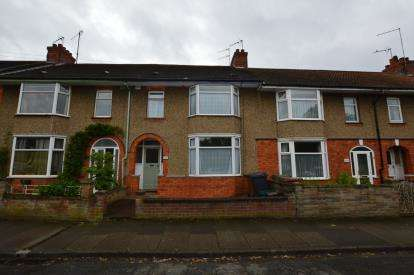 3 Bedrooms Terraced House for sale in King Edward Road, Abington, Northampton, Northamptonshire