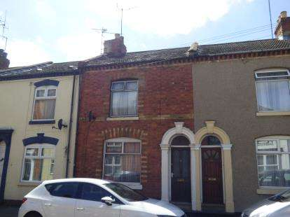 3 Bedrooms Terraced House for sale in Shakespeare Road, The Mounts, Northampton, Northamptonshire