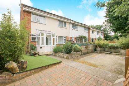 3 Bedrooms End Of Terrace House for sale in Bridgwater, Somerset