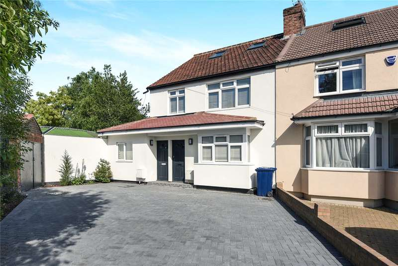 2 Bedrooms Apartment Flat for sale in Killowen Avenue, Northolt, UB5