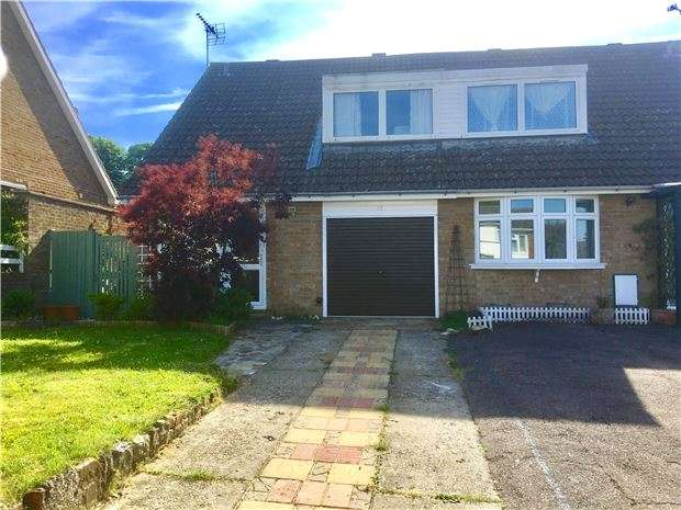 3 Bedrooms Semi Detached House for sale in Pontoise Close, SEVENOAKS, Kent, TN13 3ES