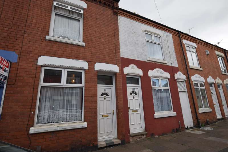 2 Bedrooms Terraced House for sale in Acorn Street, Leicester, LE4 6NB