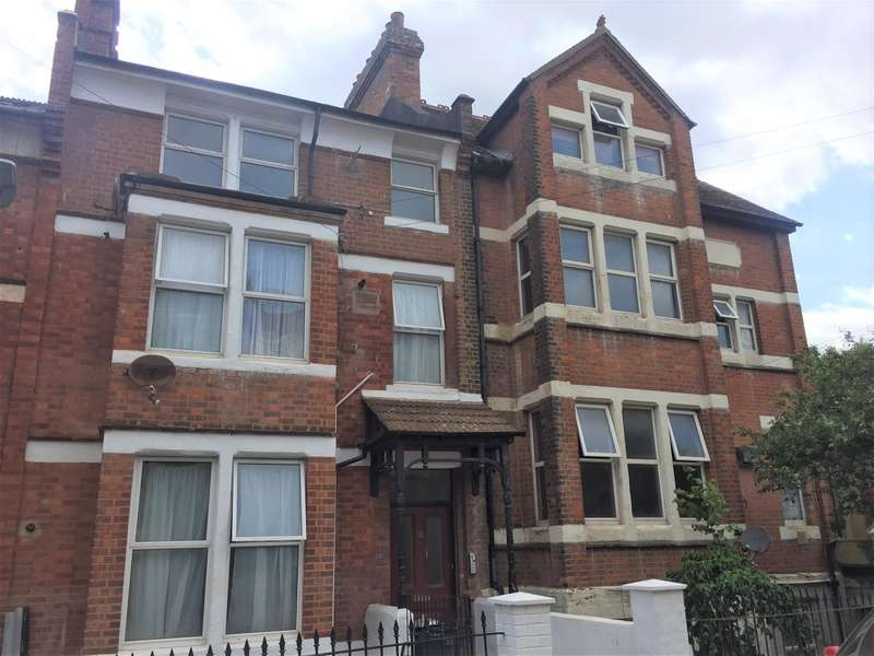 2 Bedrooms Flat for sale in Nelson Road, Hastings, East Sussex, TN34 3RX
