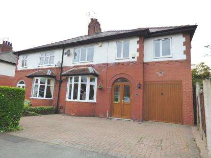 4 Bedrooms Semi Detached House for sale in Rydal Avenue, Penwortham, Preston, PR1