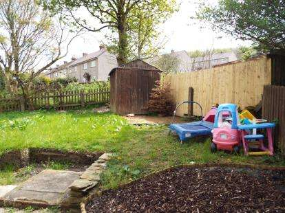 2 Bedrooms Semi Detached House for sale in Hardman Avenue, Rossendale, Lancashire, BB4
