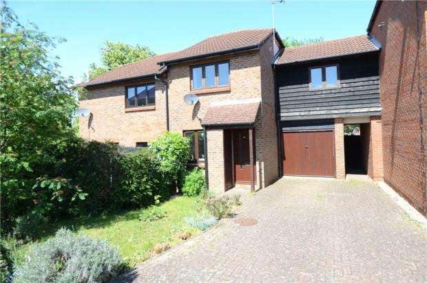 3 Bedrooms Semi Detached House for sale in Caesars Gate, Warfield