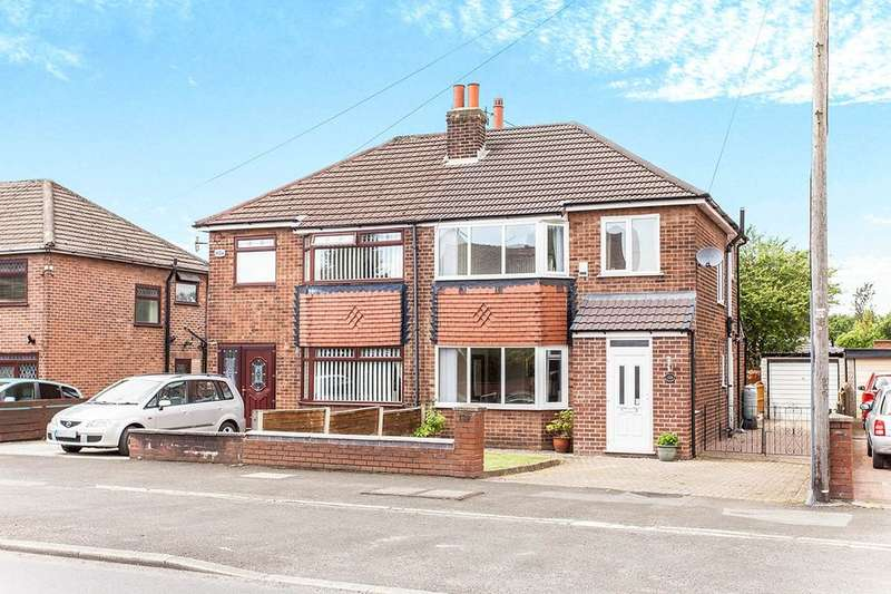 3 Bedrooms Semi Detached House for sale in Tong Road, Little Lever, Bolton, BL3