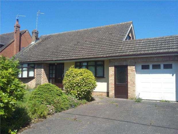 3 Bedrooms Detached Bungalow for sale in Tilsworth Road, Stanbridge