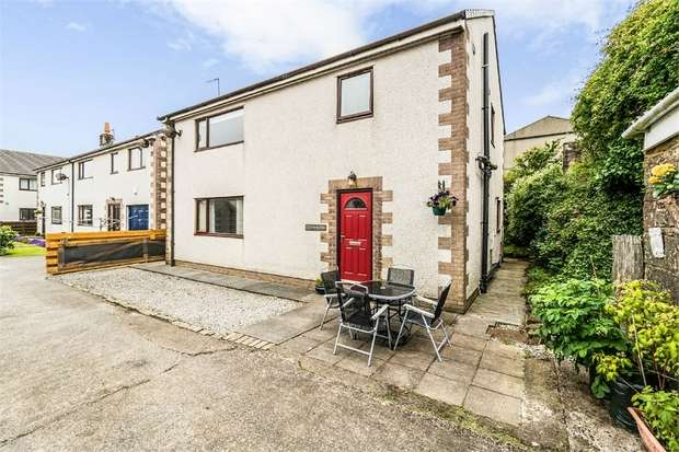3 Bedrooms Detached House for sale in Monkwray, Whitehaven, Cumbria