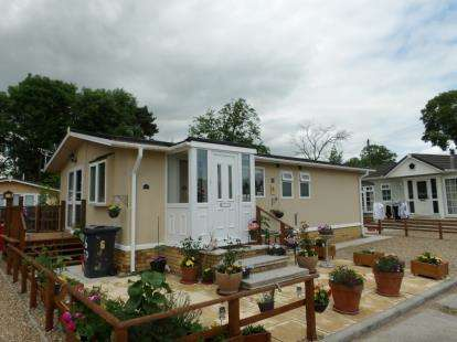 3 Bedrooms Bungalow for sale in Finneys Park, Ashby Road, Sinope, Coalville
